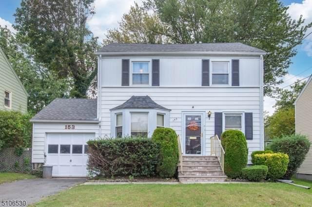 153 Birchwood Dr, Belleville Twp., NJ 07109 (MLS #3743779) :: Team Braconi | Christie's International Real Estate | Northern New Jersey