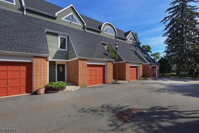 13 Franklin Pl 7D, Morristown Town, NJ 07960 (MLS #3743865) :: SR Real Estate Group