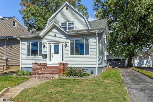 268 New Jersey Ave, Union Twp., NJ 07083 (MLS #3744070) :: The Dekanski Home Selling Team