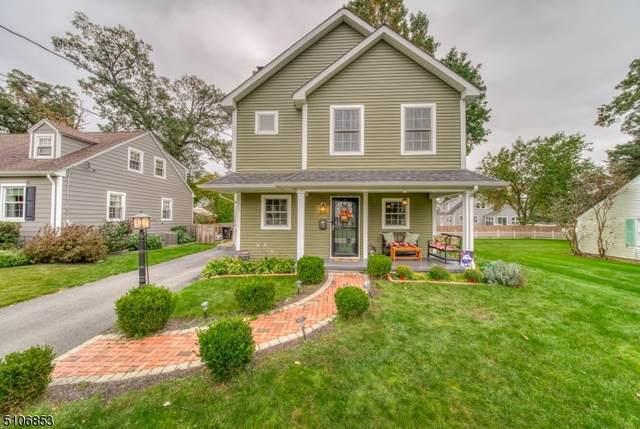 72 Shadylawn Dr, Madison Boro, NJ 07940 (MLS #3744114) :: SR Real Estate Group