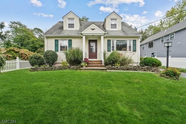 138 Fairview Ave, Berkeley Heights Twp., NJ 07922 (MLS #3744430) :: The Dekanski Home Selling Team