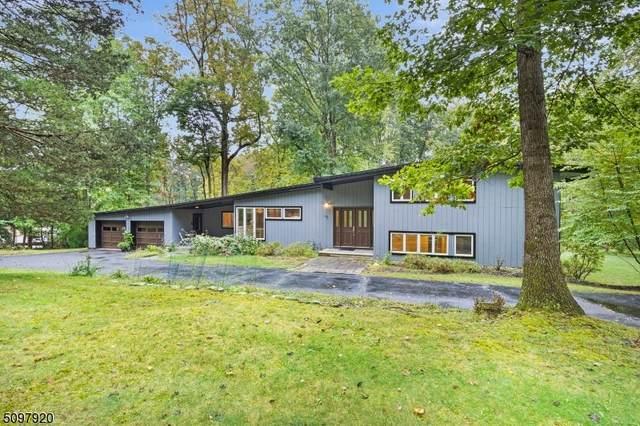 24 Dogwood Dr, Chester Twp., NJ 07930 (#3745073) :: NJJoe Group at Keller Williams Park Views Realty