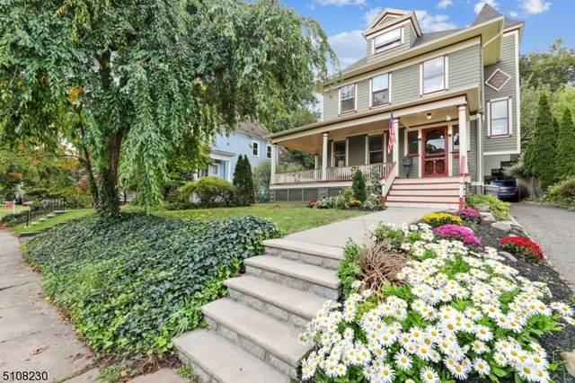 84 Essex Ave, Glen Ridge Boro Twp., NJ 07028 (MLS #3745363) :: Coldwell Banker Residential Brokerage