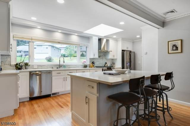 33 Hart Dr, South Orange Village Twp., NJ 07079 (MLS #3745377) :: Coldwell Banker Residential Brokerage