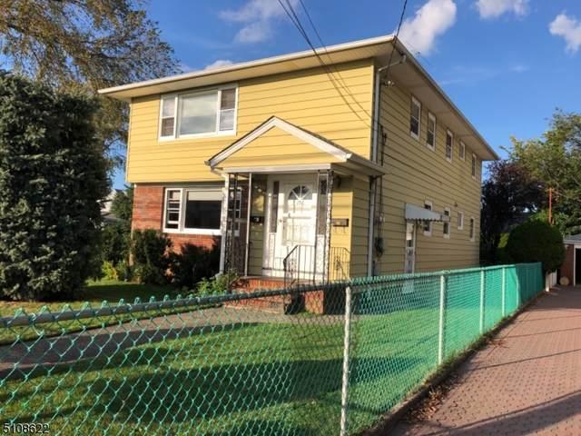 156 Rowland Ave, Clifton City, NJ 07012 (MLS #3745503) :: Team Braconi   Christie's International Real Estate   Northern New Jersey