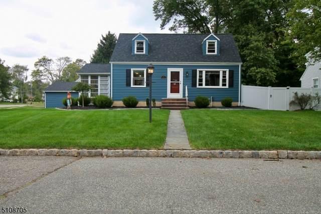 56 Regina Pl, Hanover Twp., NJ 07981 (MLS #3745583) :: Team Braconi | Christie's International Real Estate | Northern New Jersey