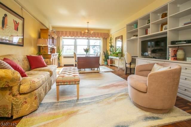 10 Crestmont Road  3K 3K, Montclair Twp., NJ 07042 (MLS #3745707) :: Coldwell Banker Residential Brokerage