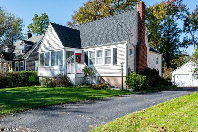 21 Bond Pl, West Caldwell Twp., NJ 07006 (MLS #3745993) :: Zebaida Group at Keller Williams Realty