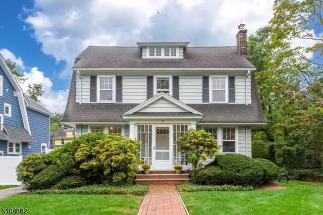 54 Carolin Rd, Montclair Twp., NJ 07043 (MLS #3746045) :: Coldwell Banker Residential Brokerage