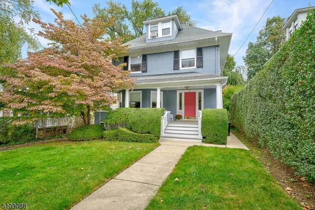 21 Girard Pl, Maplewood Twp., NJ 07040 (MLS #3746075) :: Coldwell Banker Residential Brokerage