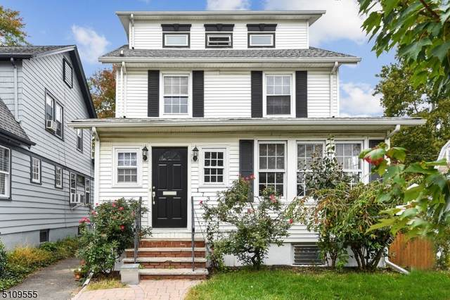 173 W Fairview Ave, South Orange Village Twp., NJ 07079 (MLS #3746389) :: Coldwell Banker Residential Brokerage
