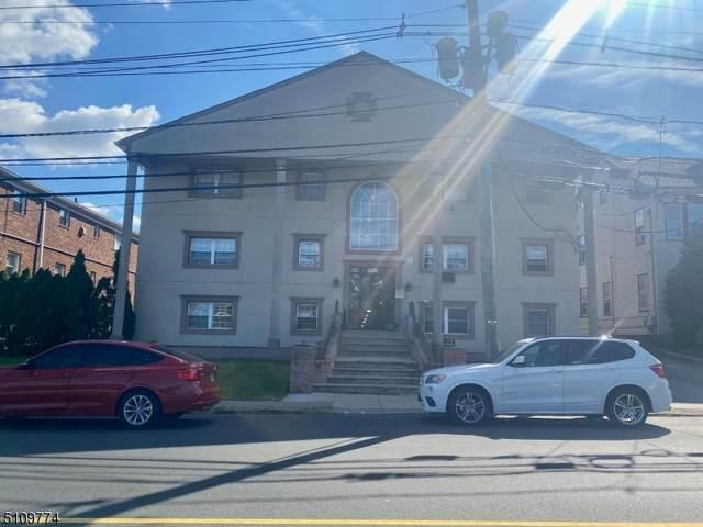 826 W Grand St 3C, Elizabeth City, NJ 07202 (MLS #3746484) :: RE/MAX Select