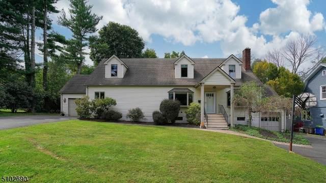 70 Lackawanna Blvd, Long Hill Twp., NJ 07933 (MLS #3746595) :: Corcoran Baer & McIntosh