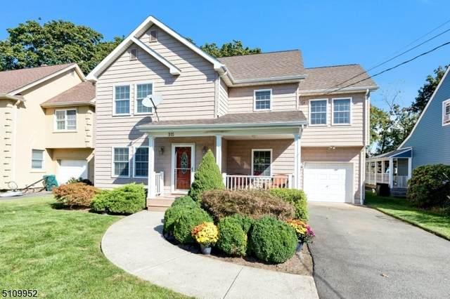 315 Cedar Grove Ter, Scotch Plains Twp., NJ 07076 (#3746704) :: Daunno Realty Services, LLC