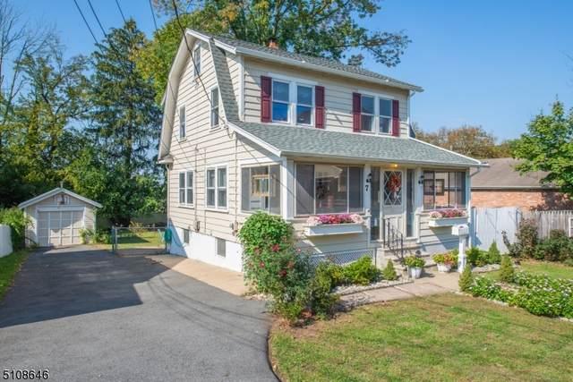 7 Lane Ave, West Caldwell Twp., NJ 07006 (MLS #3746805) :: Zebaida Group at Keller Williams Realty
