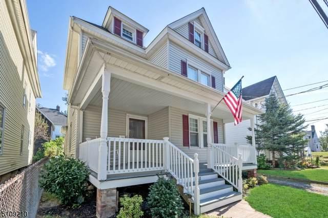 11 Harrison St, Morristown Town, NJ 07960 (MLS #3747245) :: Zebaida Group at Keller Williams Realty