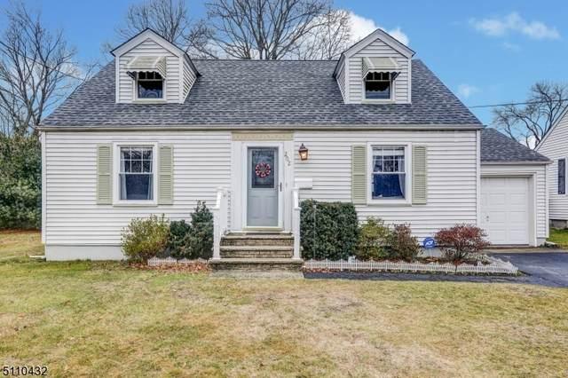 202 Linden Ave, Springfield Twp., NJ 07081 (MLS #3747311) :: The Dekanski Home Selling Team
