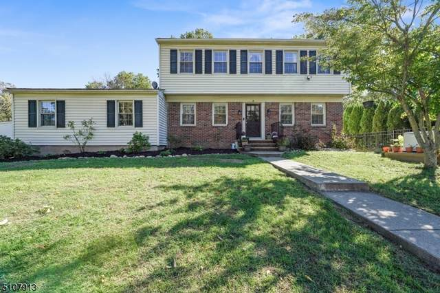 21 Normandy Dr, Parsippany-Troy Hills Twp., NJ 07054 (MLS #3747407) :: SR Real Estate Group