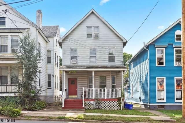142 George St, New Brunswick City, NJ 08901 (MLS #3747663) :: Gold Standard Realty