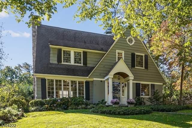 74 Whitney Rd, Millburn Twp., NJ 07078 (#3747675) :: Rowack Real Estate Team