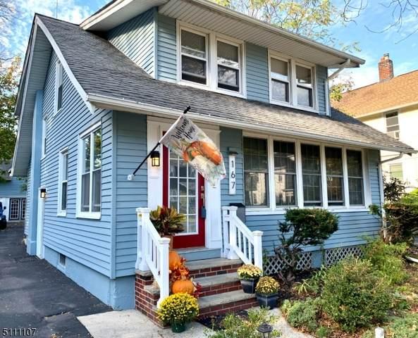 167 Tichenor Ave, South Orange Village Twp., NJ 07079 (MLS #3747768) :: Zebaida Group at Keller Williams Realty