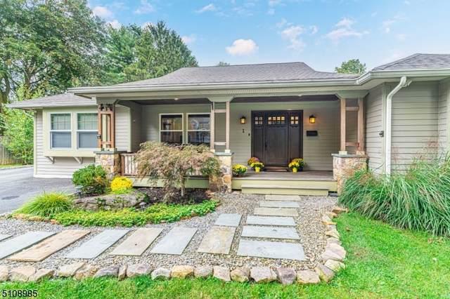 1 Hillcrest Pl, Mendham Boro, NJ 07945 (MLS #3748024) :: SR Real Estate Group