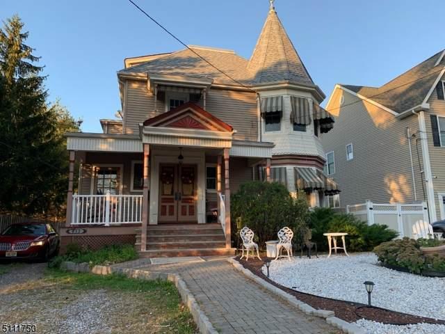 453 W Milton Ave, Rahway City, NJ 07065 (MLS #3748327) :: Kiliszek Real Estate Experts
