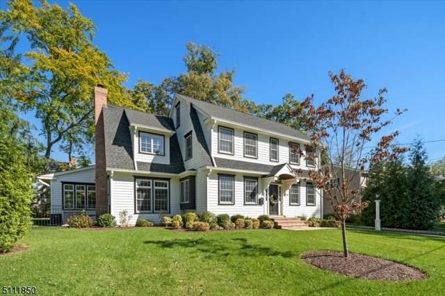 30 Rosemilt Pl, Morristown Town, NJ 07960 (MLS #3748501) :: RE/MAX Select