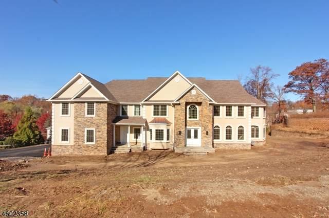 10 Ledgewood Ct, Cedar Grove Twp., NJ 07009 (MLS #3286975) :: Coldwell Banker Residential Brokerage