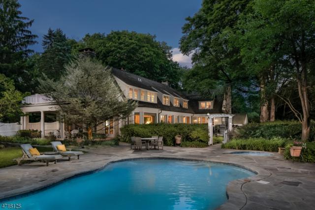 16 Prospect St, Mendham Boro, NJ 07945 (MLS #3389971) :: The Dekanski Home Selling Team