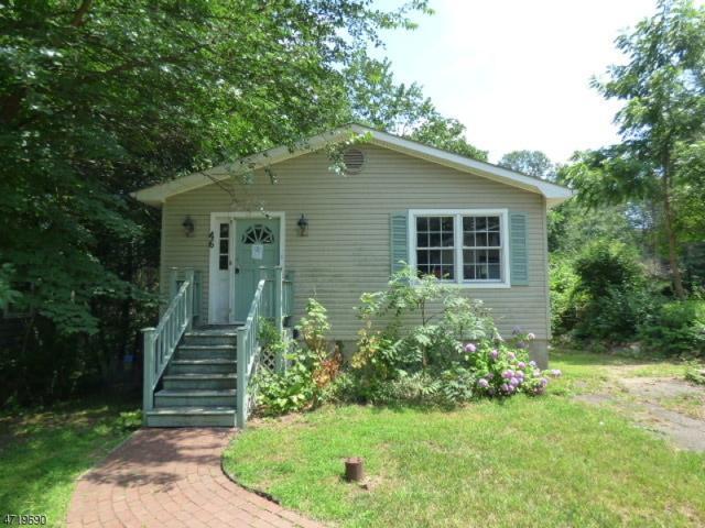 46 Old Coach Road, Vernon Twp., NJ 07402 (MLS #3393180) :: The Dekanski Home Selling Team