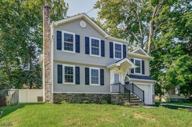 425 Colonial Ave, Union Twp., NJ 07083 (MLS #3423177) :: The Dekanski Home Selling Team