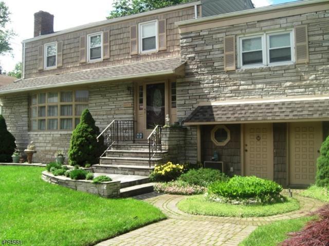 1075 W Chestnut St, Union Twp., NJ 07083 (MLS #3425972) :: The Dekanski Home Selling Team