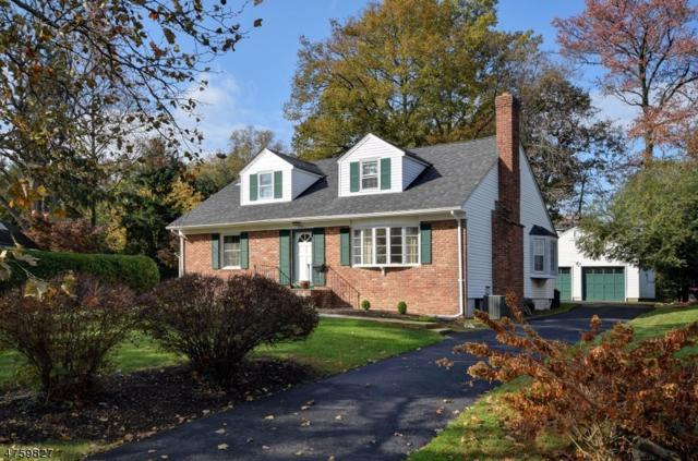 835 Mountain Ave, Westfield Town, NJ 07090 (MLS #3431126) :: The Sue Adler Team