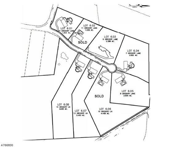 8 Gregory Ln, Warren Twp., NJ 07059 (MLS #3436815) :: SR Real Estate Group