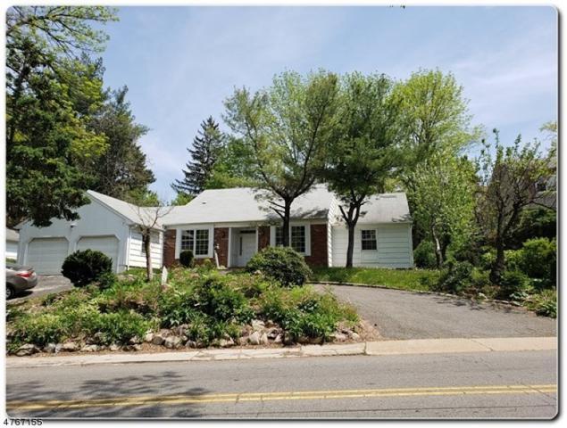 Address Not Published, South Orange Village Twp., NJ 07079 (MLS #3437104) :: The Sue Adler Team