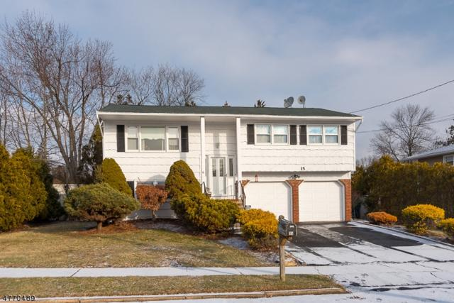 15 Brewster Pl, Mount Olive Twp., NJ 07836 (MLS #3440031) :: RE/MAX First Choice Realtors