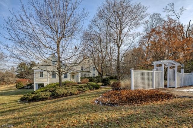 79 Pleasant Valley Rd, Mendham Boro, NJ 07945 (MLS #3442803) :: William Raveis Baer & McIntosh