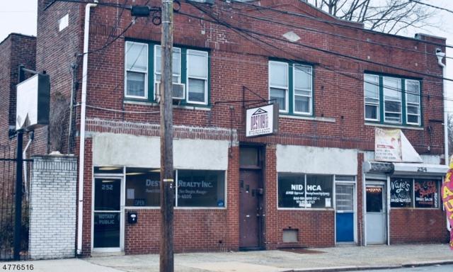 252 Chancellor Ave, Newark City, NJ 07112 (MLS #3445251) :: RE/MAX First Choice Realtors