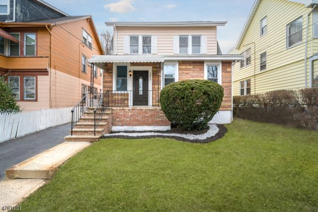 290 Pomona Ave, Newark City, NJ 07112 (MLS #3451226) :: William Raveis Baer & McIntosh