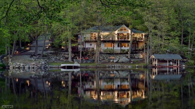 32 Middle Rd/Lake Iosco, Bloomingdale Boro, NJ 07403 (MLS #3458101) :: William Raveis Baer & McIntosh