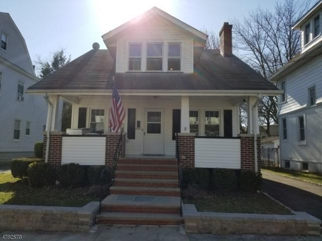 8 Rosedale Ave, Millburn Twp., NJ 07041 (MLS #3459847) :: The Sue Adler Team