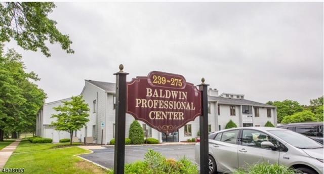 275 Baldwin Rd, Parsippany-Troy Hills Twp., NJ 07054 (MLS #3474295) :: William Raveis Baer & McIntosh