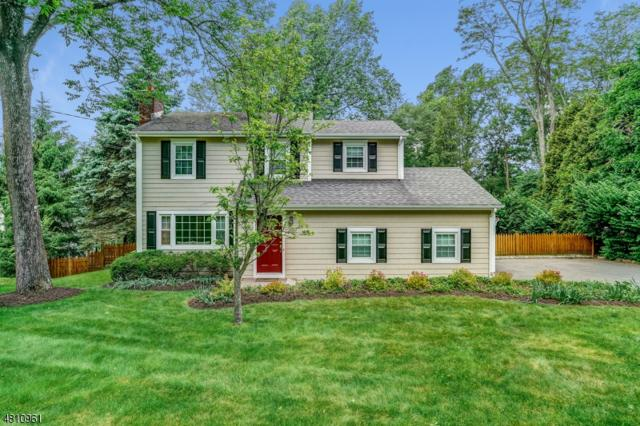 554 Fairmount Ave, Chatham Twp., NJ 07928 (MLS #3476987) :: William Raveis Baer & McIntosh