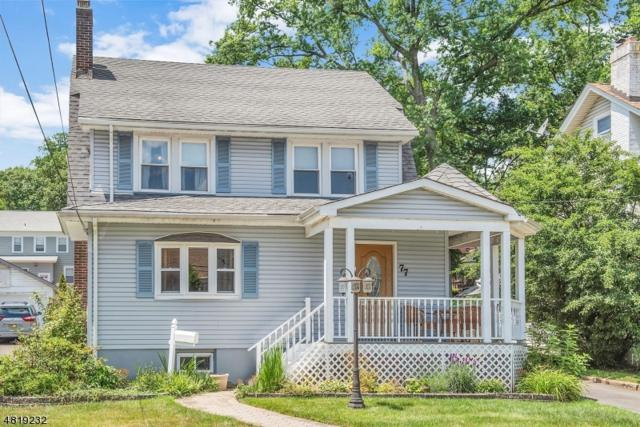 77 Cobane Ter, West Orange Twp., NJ 07052 (MLS #3485915) :: SR Real Estate Group
