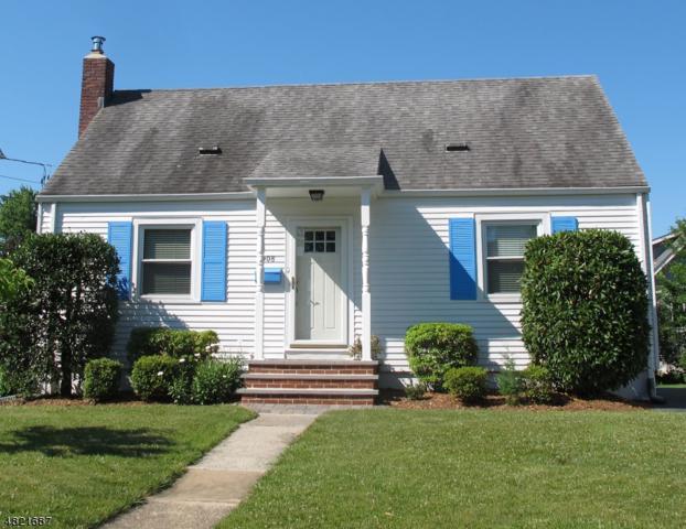 908 Columbus Ave, Westfield Town, NJ 07090 (MLS #3487136) :: The Sue Adler Team
