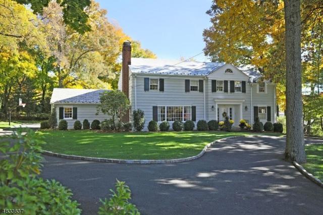 94 Highland Ave, Millburn Twp., NJ 07078 (MLS #3499063) :: Zebaida Group at Keller Williams Realty