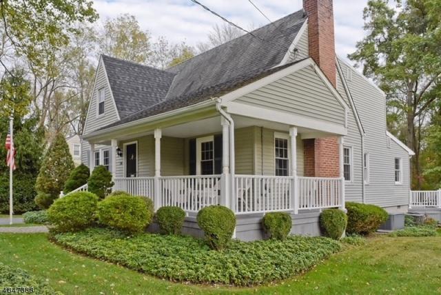 34 Brooklake Rd, Florham Park Boro, NJ 07932 (MLS #3510919) :: SR Real Estate Group