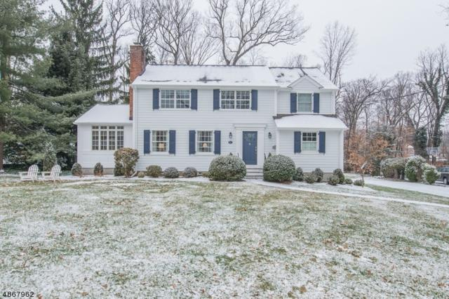 42 Edgewood Rd, Chatham Twp., NJ 07928 (MLS #3529643) :: Coldwell Banker Residential Brokerage