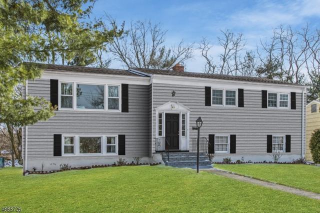 37 Oval Rd, Millburn Twp., NJ 07041 (MLS #3532278) :: Coldwell Banker Residential Brokerage